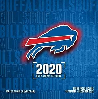 Buffalo Bills 2020 Calendar