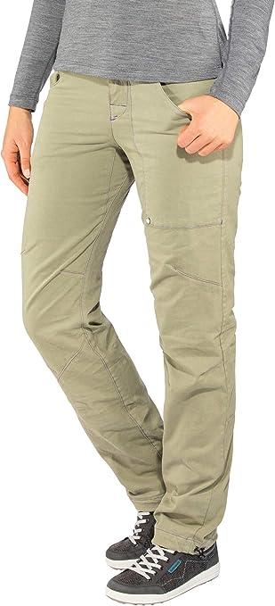 E9 Scintilla Pantalones Mujer, Warm Grey 2018: Amazon.es ...