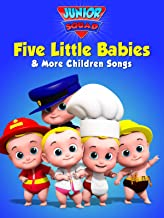 Junior Squad - Five Little Babies & More Children Songs