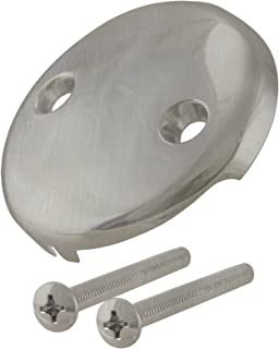 Westbrass Replacement Tip-Toe for Tip-Toe Drains using 3//8-16 UNC-2A Thread 79338MOCP with Polished Chrome Cover