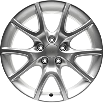 Amazon Com Dorman Alloy Wheel With Painted Finish 17 X 7 5 Inches 5 X 110 Inches 46 Mm Offset Automotive