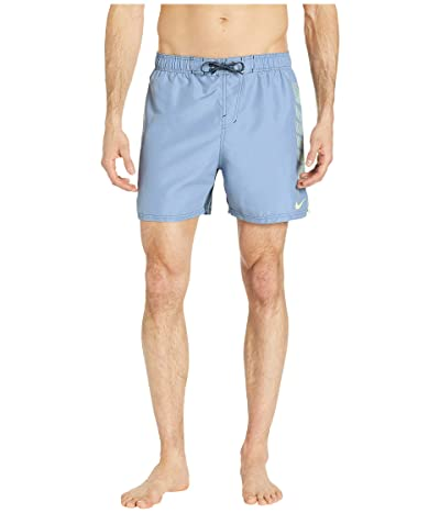 Nike 5 Rift Vital Volley Shorts (Monsoon Blue) Men
