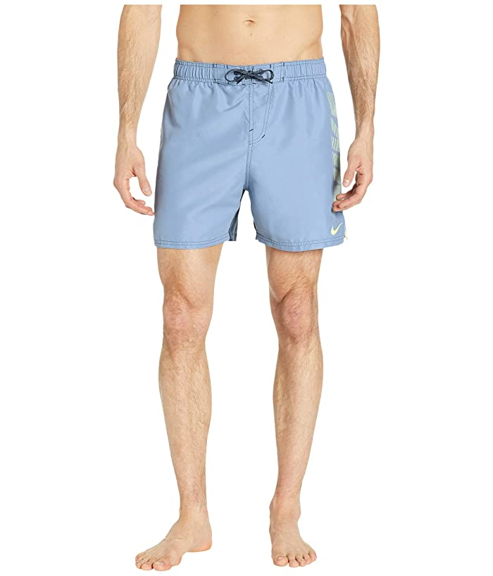 Nike 5 Rift Vital Volley Shorts (Monsoon Blue) Men