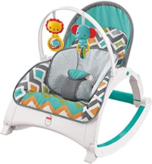 Fisher Price New-Born-to-Toddler Rocker Glacier Wave