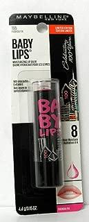 Maybelline Baby Lip Balm 195 Fuchsia Fix 4.4g