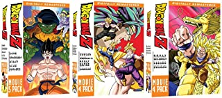 Dragon Ball Z: Complete Anime Movies 1-13 DVD Collection