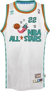 Portland Trail Blazers Clyde Drexler 1996 All Star Adidas Swingman Jersey