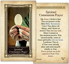 Best spiritual communion prayer Reviews