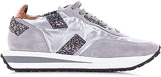 GHOUD Luxury Fashion Womens RXLWNL05SILVER Grey Sneakers | Fall Winter 19
