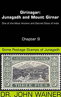 Girinagar: Junagadh and Mount Girnar - Chapter 9: Some Postage Stamps of Junagadh (Part of the book Girinagar: Junagadh and Mount Girnar - One of the Most Ancient and Sacred Sites of India)