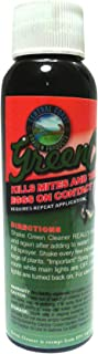Central Coast Garden Products CCGC1004 Green Cleaner Natural, Spider Mite, Aphid, and Whitefly Pest Control, 4 oz