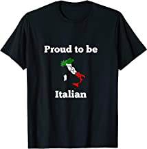 proud to be italian shirt