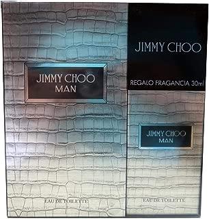 Jimmy Choo Set de Fragancias para Hombres 230 ml: Amazon.es ...