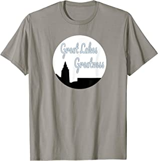 great lakes cleveland tees