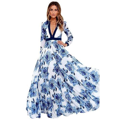f2f12f09e5 Vestidos De Fiesta Mujer Largos Elegantes LHWY