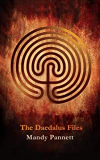 The Daedalus Files Front Cover