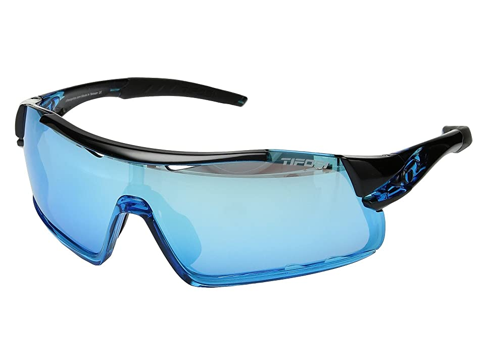 Tifosi Optics Davos (Crystal Blue) Athletic Performance Sport Sunglasses