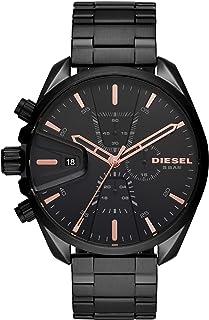 Diesel MS9, Men's Chronograph Watch, DZ4524 - Black