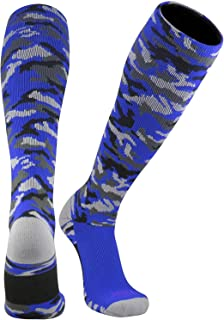 Sports Elite Performance Over The Calf Camo Socks