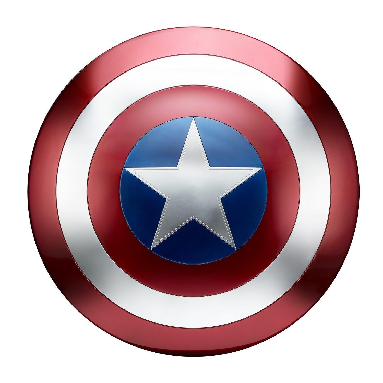 Marvel Legends Captain America Shield  Amazon.de Spielzeug