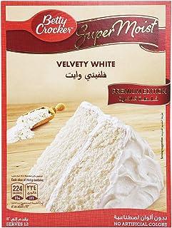 Betty Crocker Velvety White, 510 gm