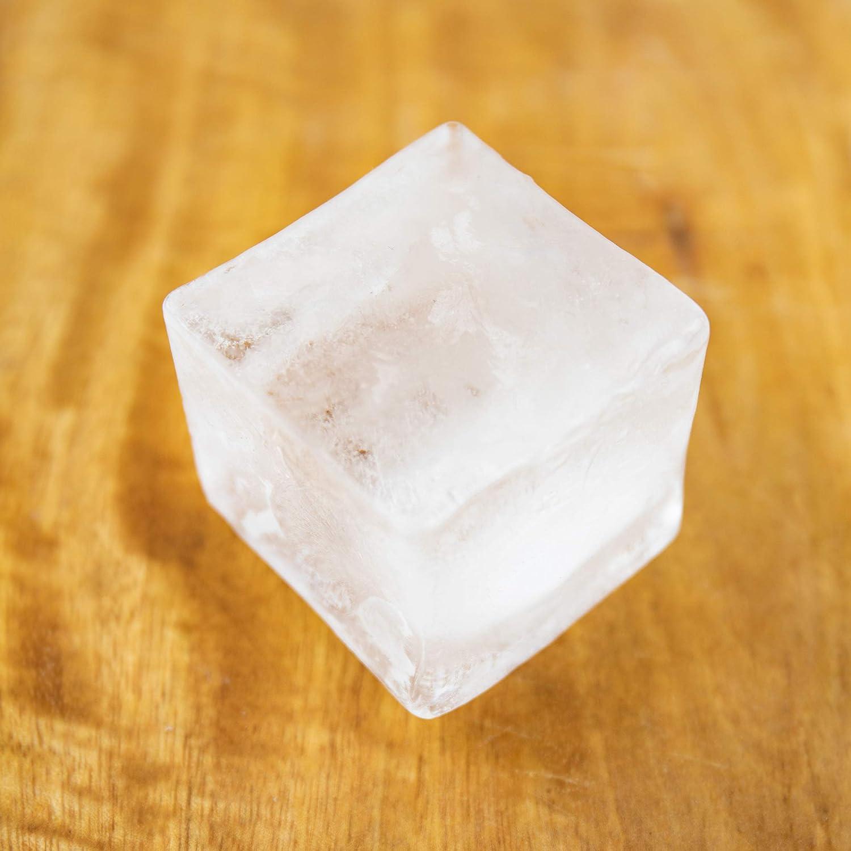 best whiskey large ice cube