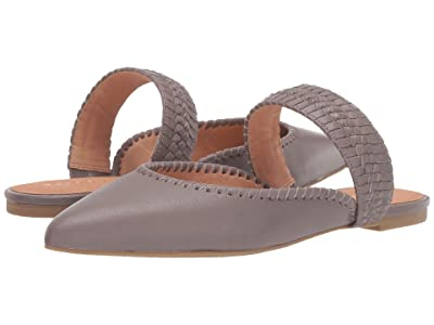 Jack Rogers Tinsley Pointed Mule (French Grey) Women