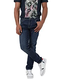 Premoda Side Pocket Straight Jeans For Men