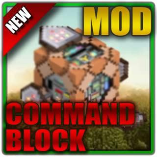 Mod Command Block for MCPE