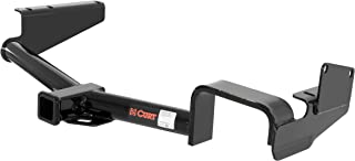 CURT 13534 Class 3 Trailer Hitch, 2-Inch Receiver for Select Toyota Highlander