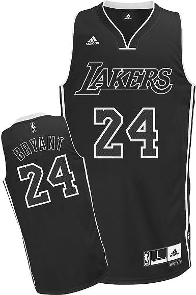 Amazon.com: NBA Los Angeles Lakers Kobe Bryant black-black-white ...