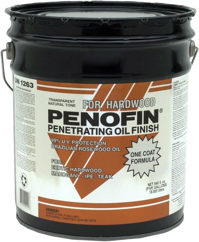 Penofin In stock Exotic Sales for sale Hardwood 5 Ipe Gallon