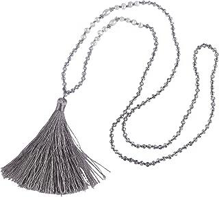Best chain tassel necklace Reviews