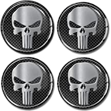 4 x 70mm 3D Stickers for Wheel Center Caps A 270