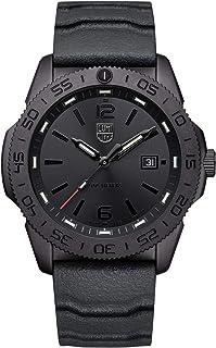 ساعة لومينكس باسيفيك دايفر 3121.BO Sea Series للرجال لون أسود