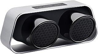 Porsche Design 911 Speaker - High-end Bluetooth Speaker - Silver