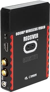 Ghost-Eye Wireless HD & SDI Video Receiver 600MP