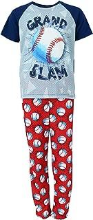 Boy's Raglan Sleeve Tee and Pant Pajamas