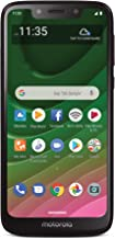 Total Wireless Motorola Moto G7 Optimo 4G LTE Prepaid Smartphone (Locked) - Black - 32GB - Sim Card Included - CDMA (TWMTX...