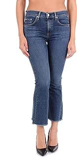 rag & bone Luxury Fashion Womens W1594K520PAZBLUE Blue Jeans | Season Outlet