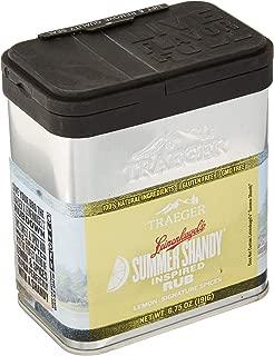 Traeger Leinenkugel's Summer Shandy Seasoning Rub 6.75 oz