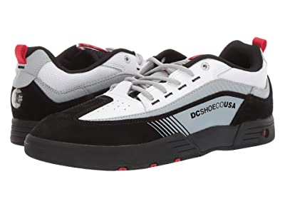 DC Legacy 98 Slim (Black/White/Red 2) Men