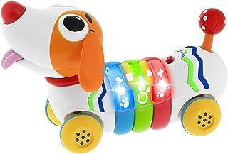 Chicco - DogReMi Speelgoedhond - Interactief Speelgoed - Bestuurbare Blaffende Hond - Activiteitencentrum - 18 Maanden tot...