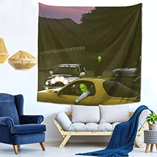 Top Rapper Tra-Viss=Cot Album Jackboys Cover Soft, Comfortable And Durable Tapestry Fabric Good Indoor Wall Decoration (59...