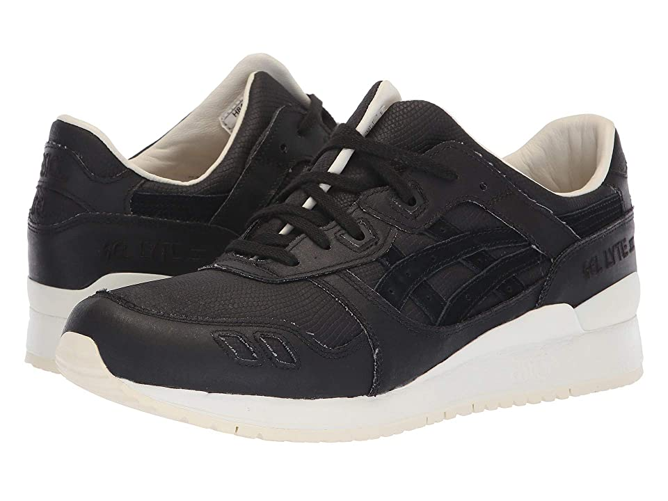 Onitsuka Tiger by Asics Gel-Lyte III (Black/Black) Men
