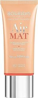 Bourjois, Air Mat 24H. Foundation. 02 Vanilla. 30 ml - 1.0 fl oz