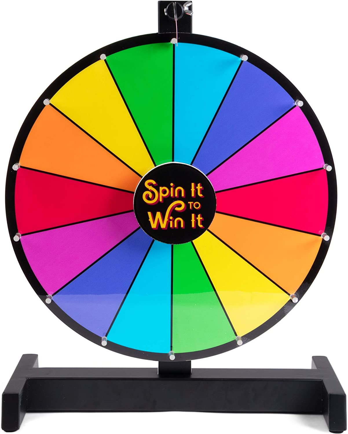 Brybelly At the price Spin it to Win It Colorful 15
