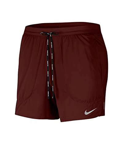 Nike Flex Stride Shorts 5 BF (Mystic Dates/Reflective Silver) Men