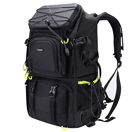 19232675e2d5 Endurax Extra Large Camera DSLR SLR Backpack for Outdoor Hiking Trekking  with 15.6 Laptop Compartment