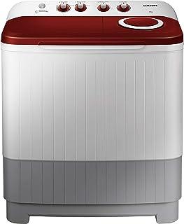 Samsung 7.0 Kg Semi-Automatic Top Loading Washing Machine (WT70M3000HP/TL, Light Grey, Air turbo drying)